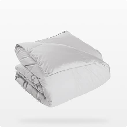 Down Comforters & Inserts