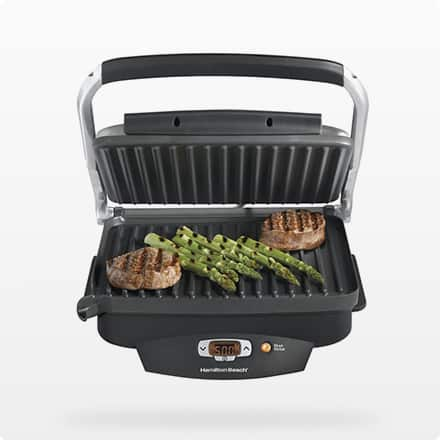 Electric Skillets & Indoor Grills