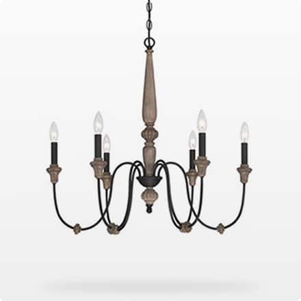 Candlestick Chandeliers