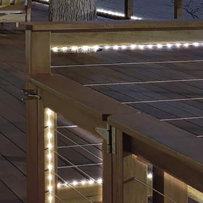 Ideas for Lighting Up Your Deck