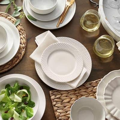 Organic Elegance Dinnerware