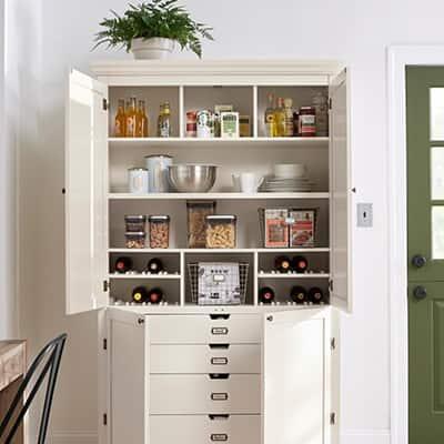 Organic Elegance Pantry
