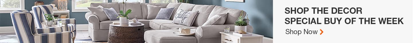 Shop the Decor Special Buy of the Week