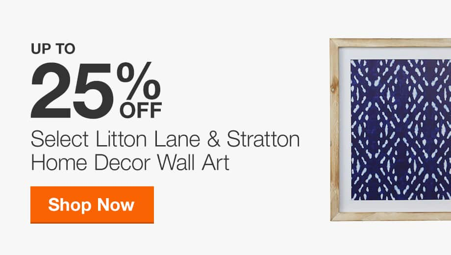 Up to 25% OffLitton Laneand Stratton Home Decor Wall Art
