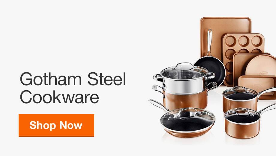Shop Gotham Steel Cookware