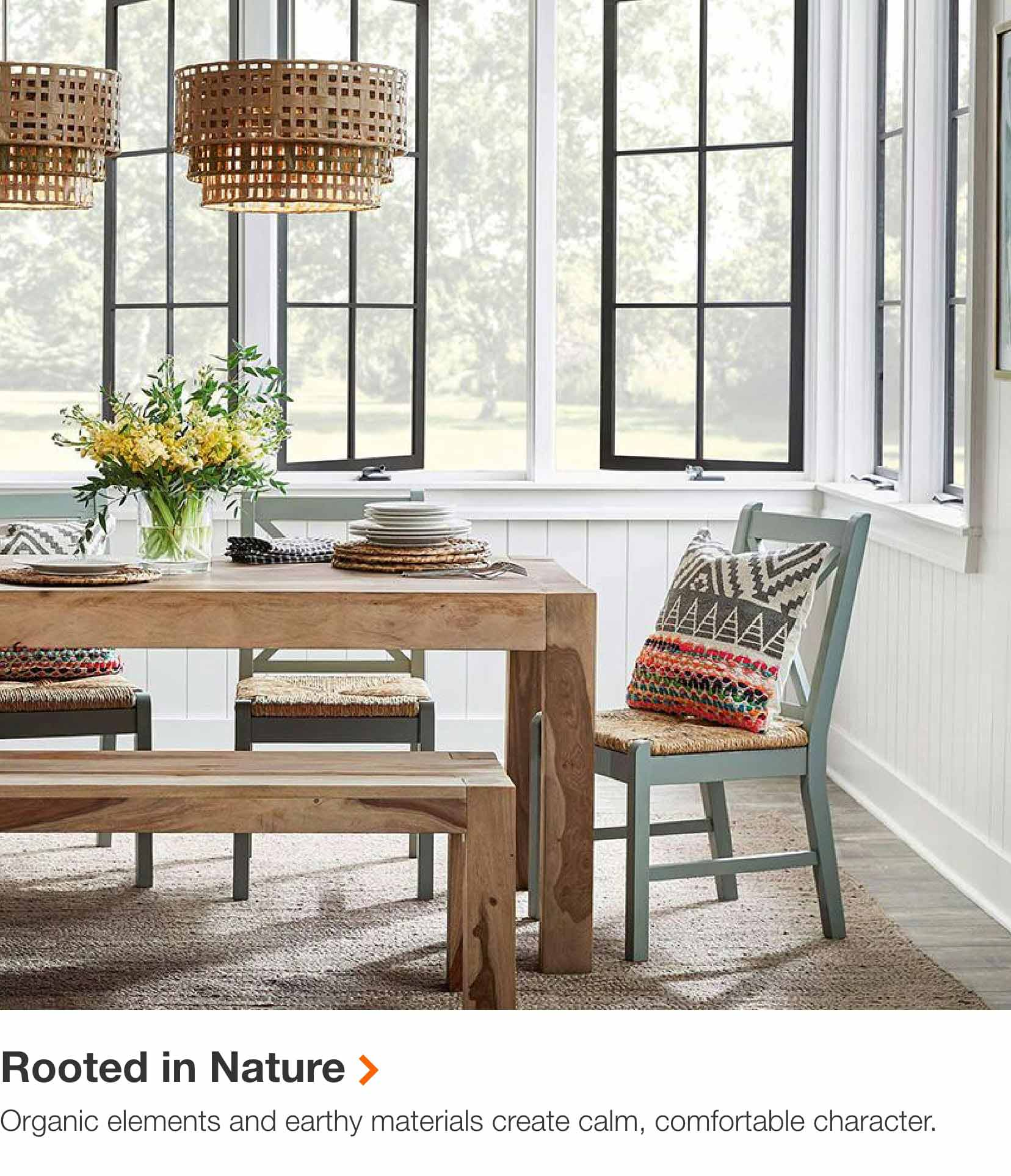 Shop Rooted in Nature