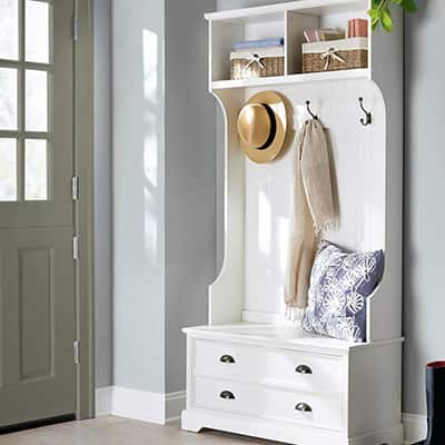 Soothing Styles Entryway