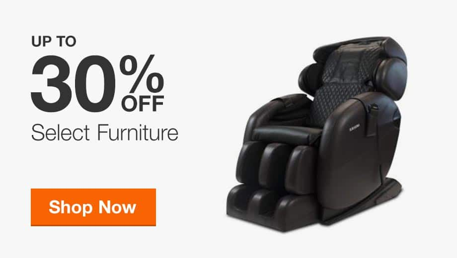 Up to 30% Off Select Furniture