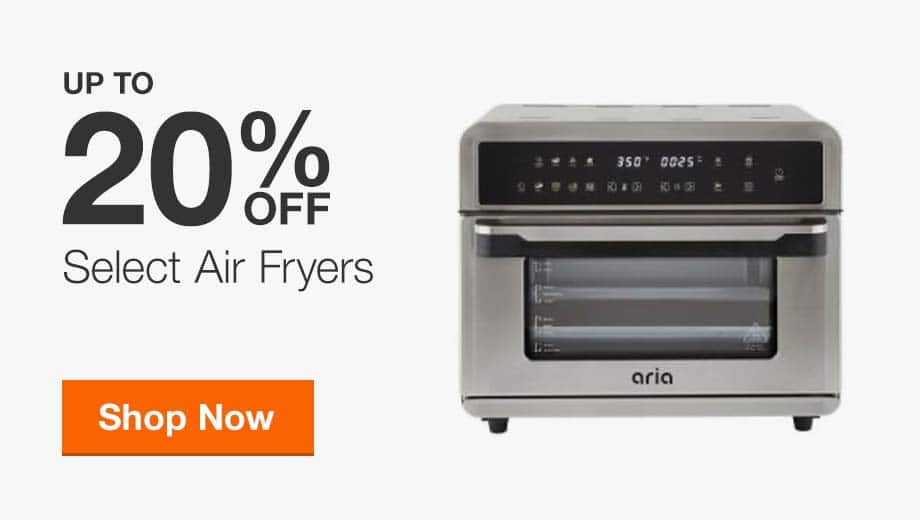 Up to 20% Off Select Air Fryers