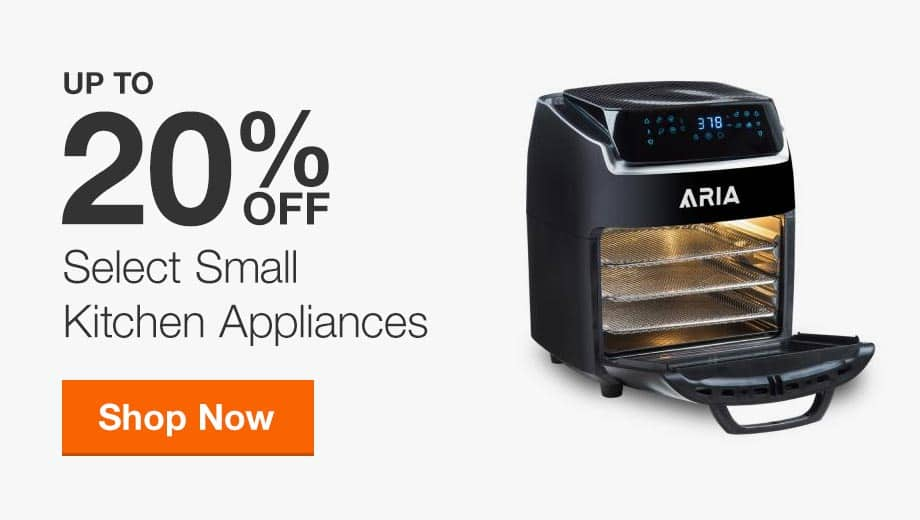 Up to 20% Off Select Small Kitchen Appliances