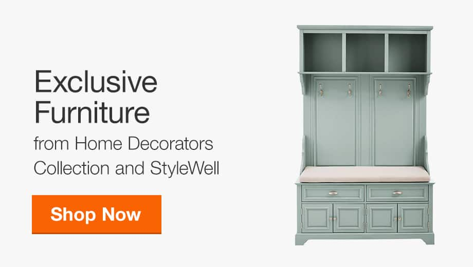 Shop Exclusive Furniture from Home Decorators Collection and StyleWell