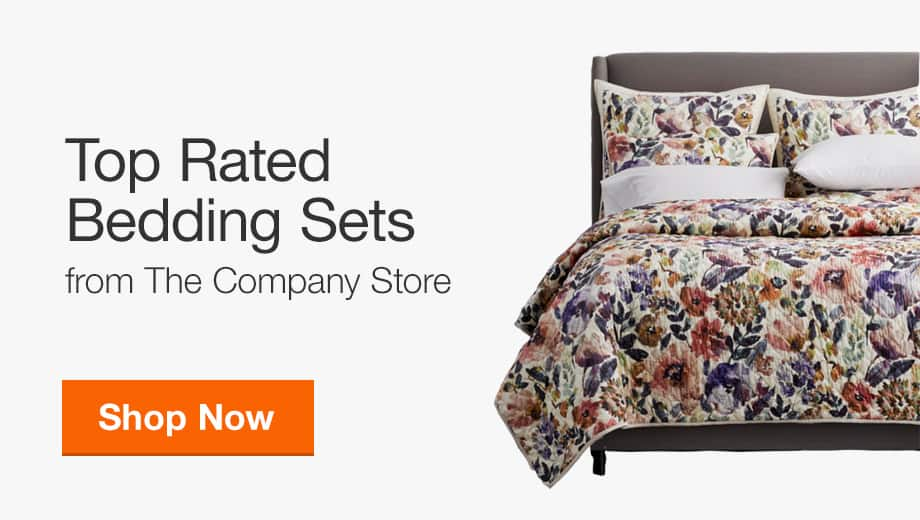Shop Top Rated Bedding Sets from The Company Store