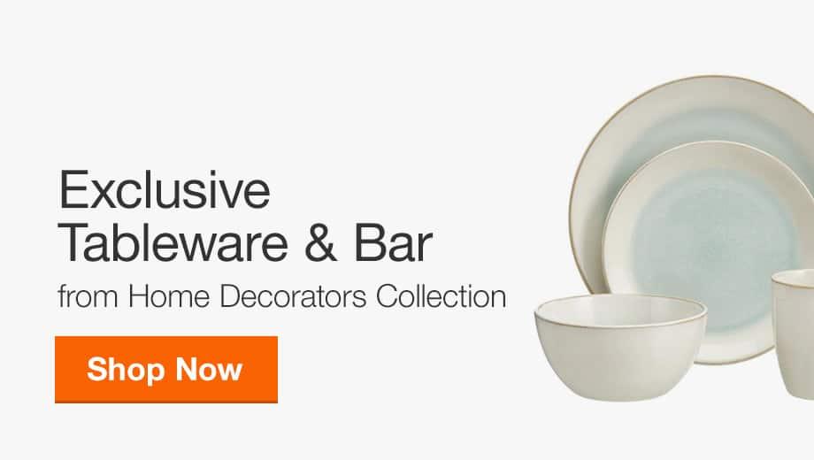 Shop Exclusive Home Decorators Collection Tableware & Bar