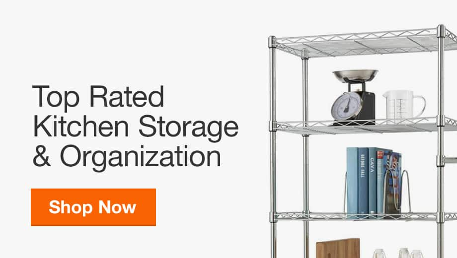 Shop Top Rated Kitchen Storage & Organization