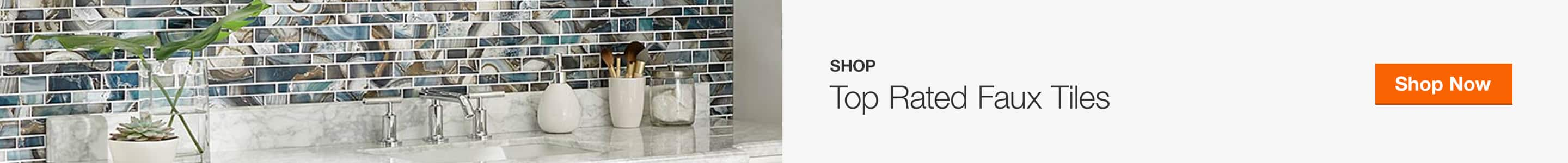 Top Rated Faux Tiles