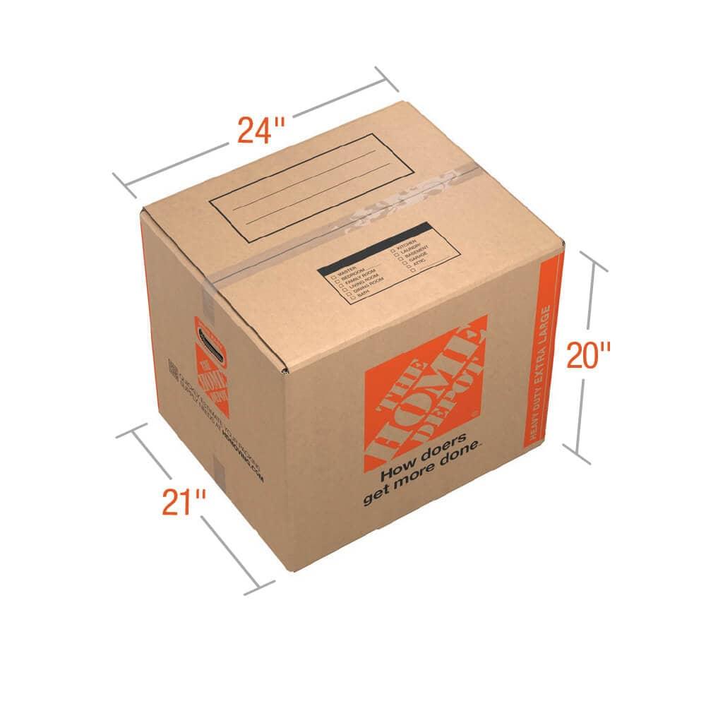 Extra Large Boxes