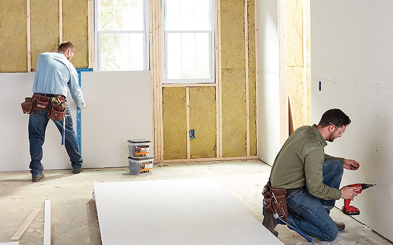 Learn How to Repair Damaged Drywall