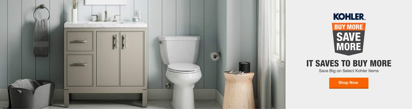 It Saves To Buy More Save Big on Select Kohler Items
