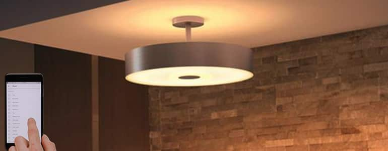 Discover the newest Wi-Fi enabled smart lighting products
