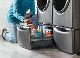 Washer & Dryer Pedestals