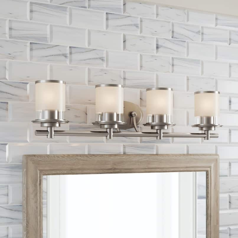 Up to 20% off Select Vanity Lighting