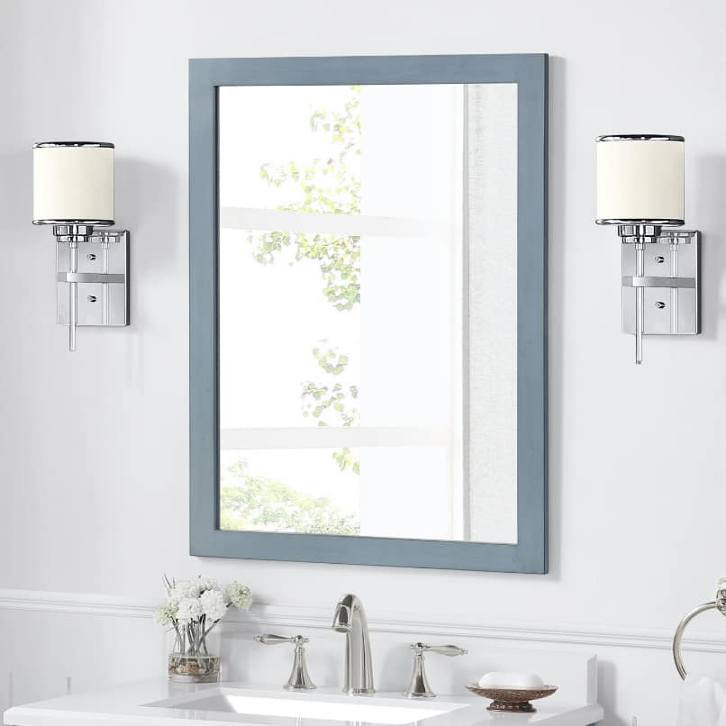 40% off Select Bath Mirrors