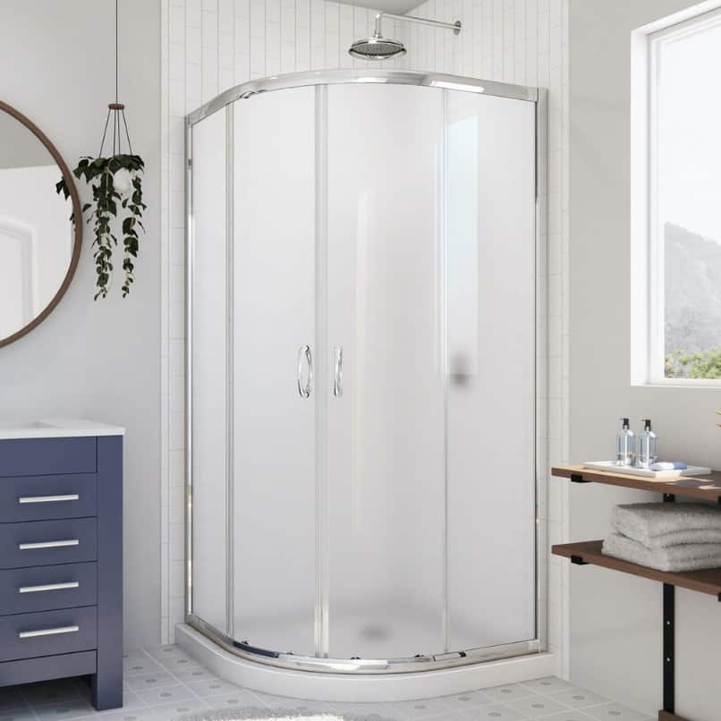Up to 20% off Select Showers & Shower Doors