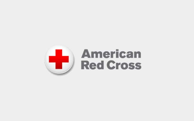 Donate to the Red Cross