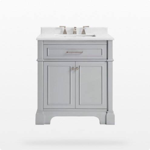 Bath vanities under 30 inches wide