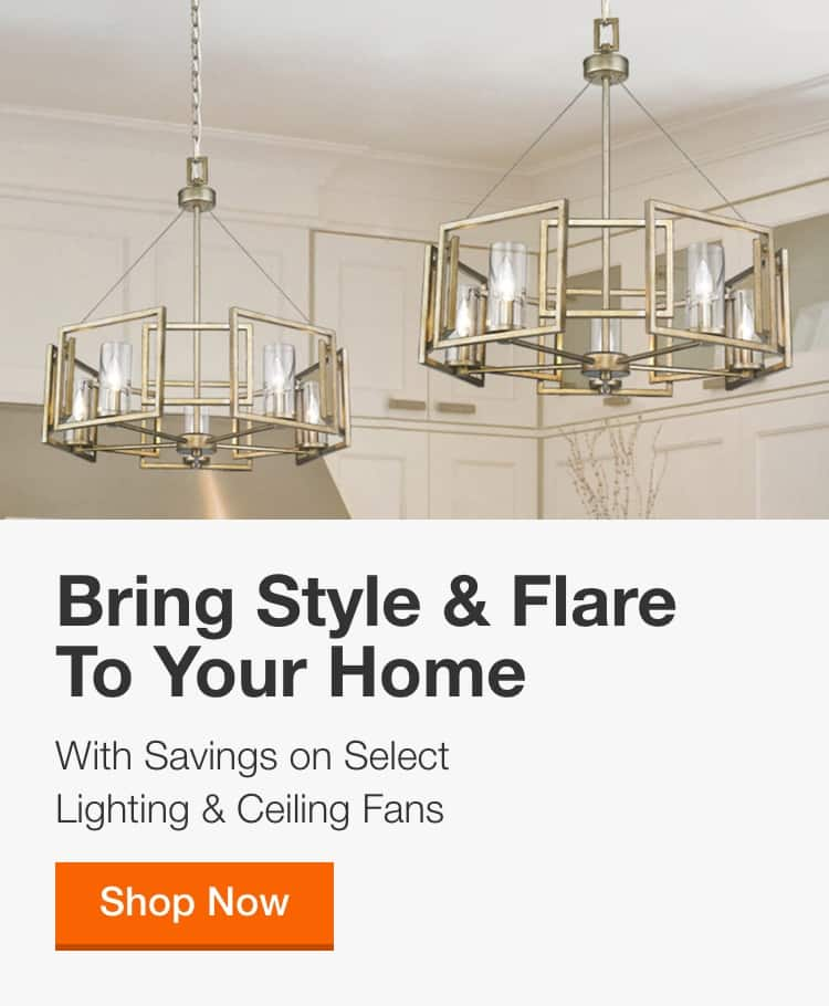 Lighting The Home Depot