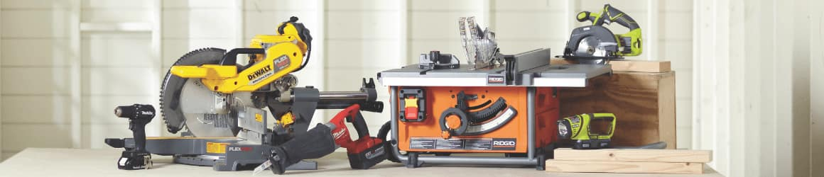 #1 power tool and accessory retailer