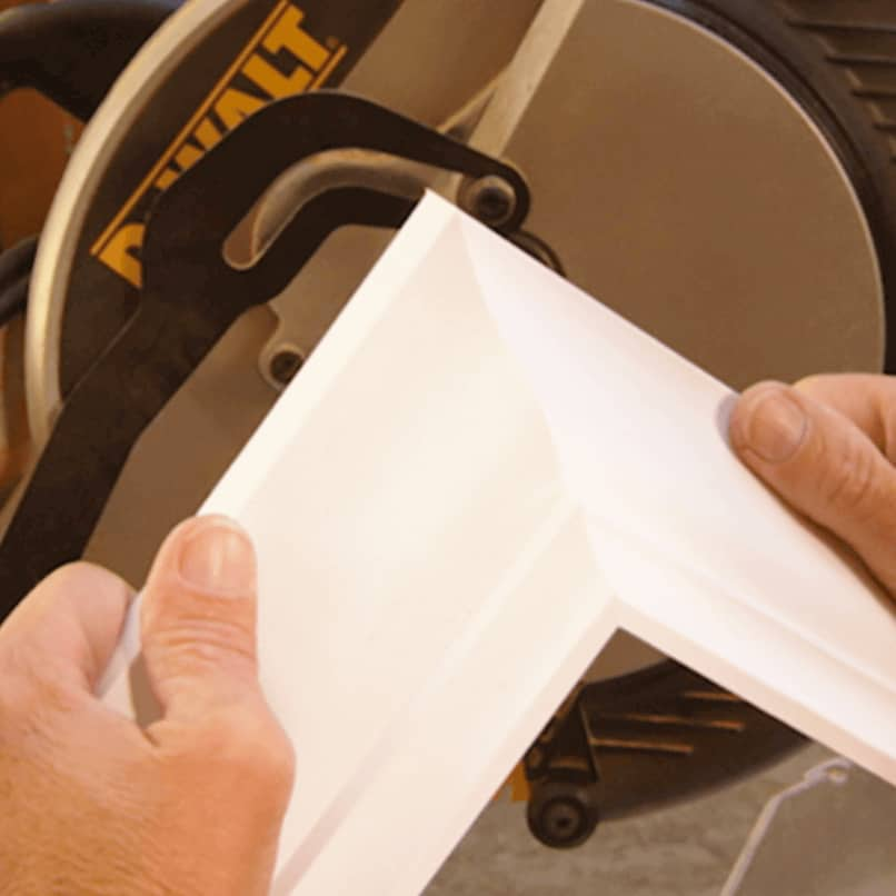 How to Cut Crown Moulding