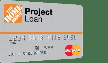 Project Loan Card