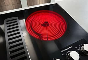 Radiant Cooktops