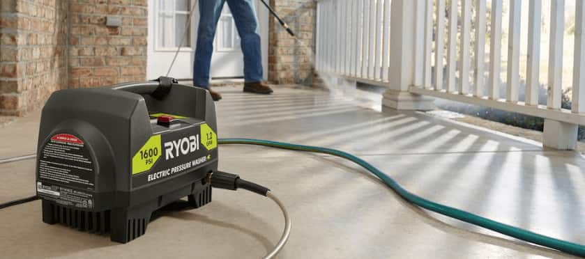 Reconditioned Pressure Washers