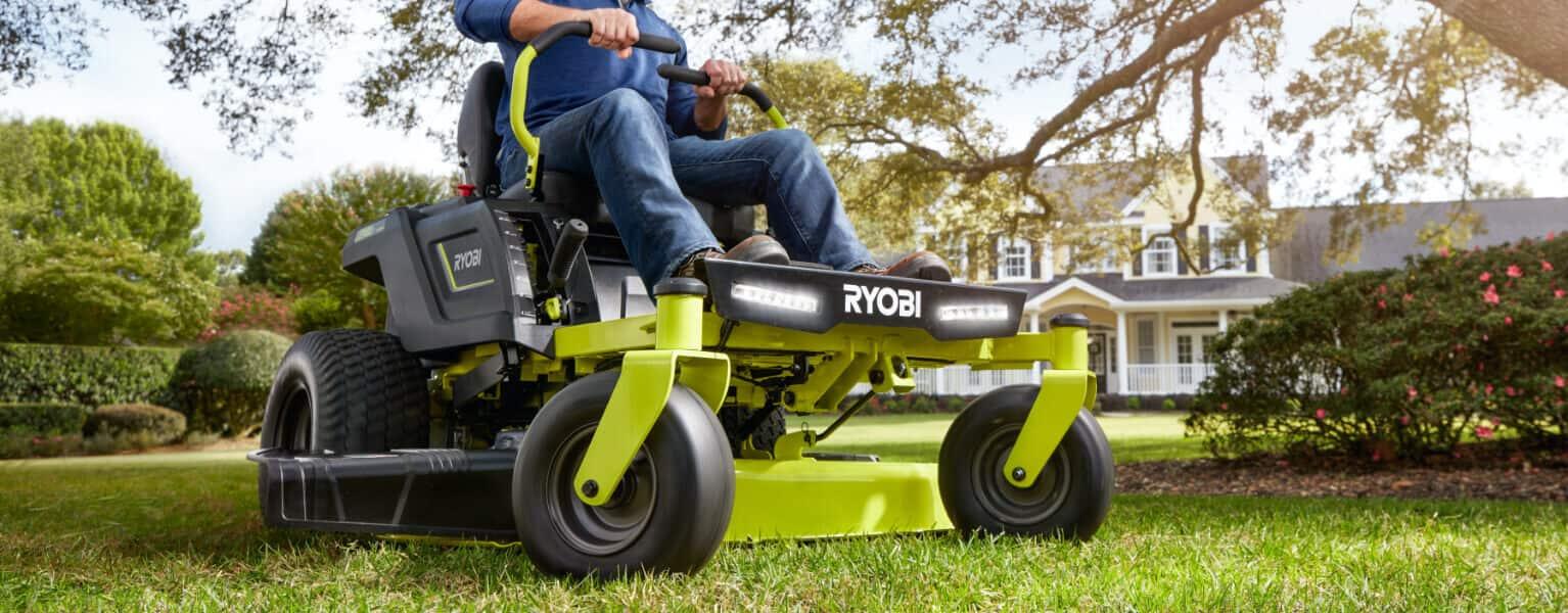 Lawn Mower Innovation