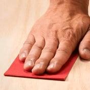 Sandpaper and abrasives