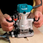 Selecting the right router and bits