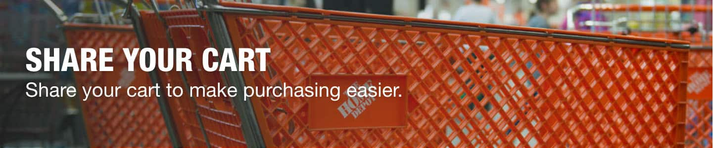 Share Your Cart Share your cart to make purchasing easier.