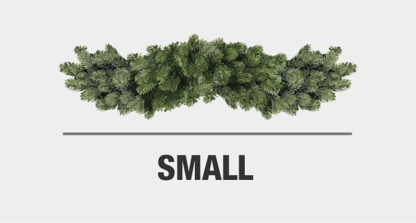 Small - Under 7 ft.