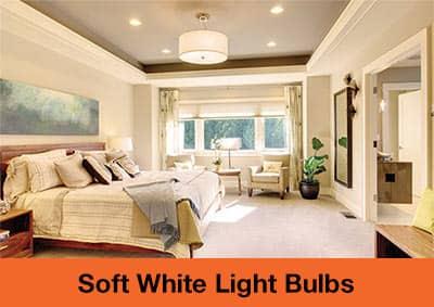 Soft White Light Bulbs
