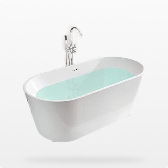 Save Big on Bathtubs + Free Delivery