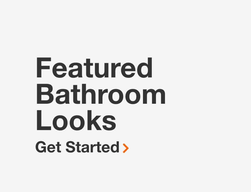 Featured Bathroom Looks