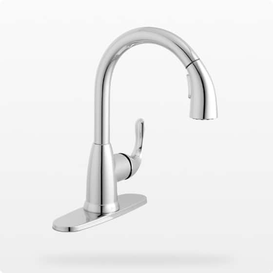 Up to 40% Select Kitchen Faucets