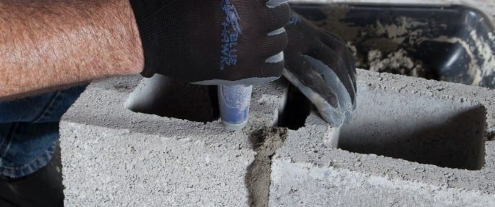 How to Mix Mortar & Concrete