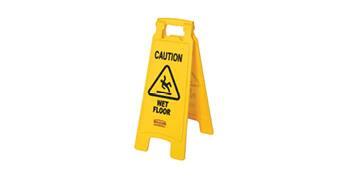 Wet Floor Sign