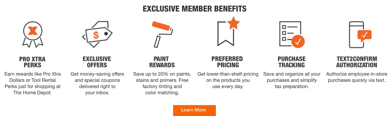 Pro Xtra Benefits