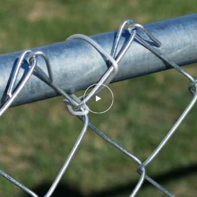 guide - How to Install a Chain Link Fence