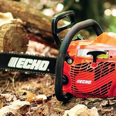 guide - How to Start a Chainsaw