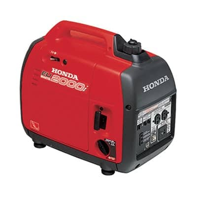 rent generators (2000-watts)